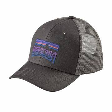 Patagonia Fitz Roy Frostbite Trucker Hat Forge Grey