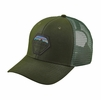 Patagonia Fitz Roy Hex Trucker Hat Glades Green