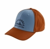 Patagonia Geologers Roger That Hat Railroad Blue