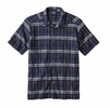 Patagonia Mens A/C Shirt Abyss: Navy Blue