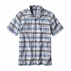 Patagonia Mens A/C Shirt Abyss: White