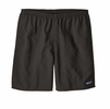 "Patagonia Mens Baggies Longs 7"" Black"