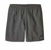 "Patagonia Mens Baggies Longs 7"" Forge Grey"