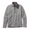 Patagonia Mens Better Sweater 1/4 Zip Fleece Stonewash (close out)