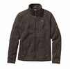 Patagonia Mens Better Sweater Fleece Jacket Dark Walnut