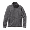 Patagonia Mens Better Sweater Fleece Jacket Nickel w/ Forge Grey XL