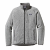 Patagonia Mens Better Sweater Fleece Jacket Stonewash (Close Out)