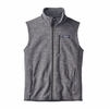 Patagonia Mens Better Sweater Vest Nickel