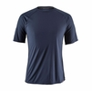 Patagonia Mens Capilene Lightweight T-Shirt Navy Blue