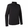 Patagonia Mens Capilene Thermal Weight Zip-Neck Black