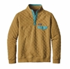 Patagonia Mens Cotton Quilt Snap-T Pullover Tapenade XL