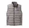 Patagonia Mens Down Sweater Vest Feather Grey