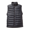 Patagonia Mens Down Sweater Vest Forge Grey  (close out)