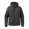 Patagonia Mens Levitation Hoody Forge Grey