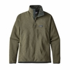 Patagonia Mens Lightweight Better Sweater Marsupial Fleece Pullover Industrial Green