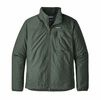 Patagonia Mens Lightweight Crankset Jacket Smoked Green