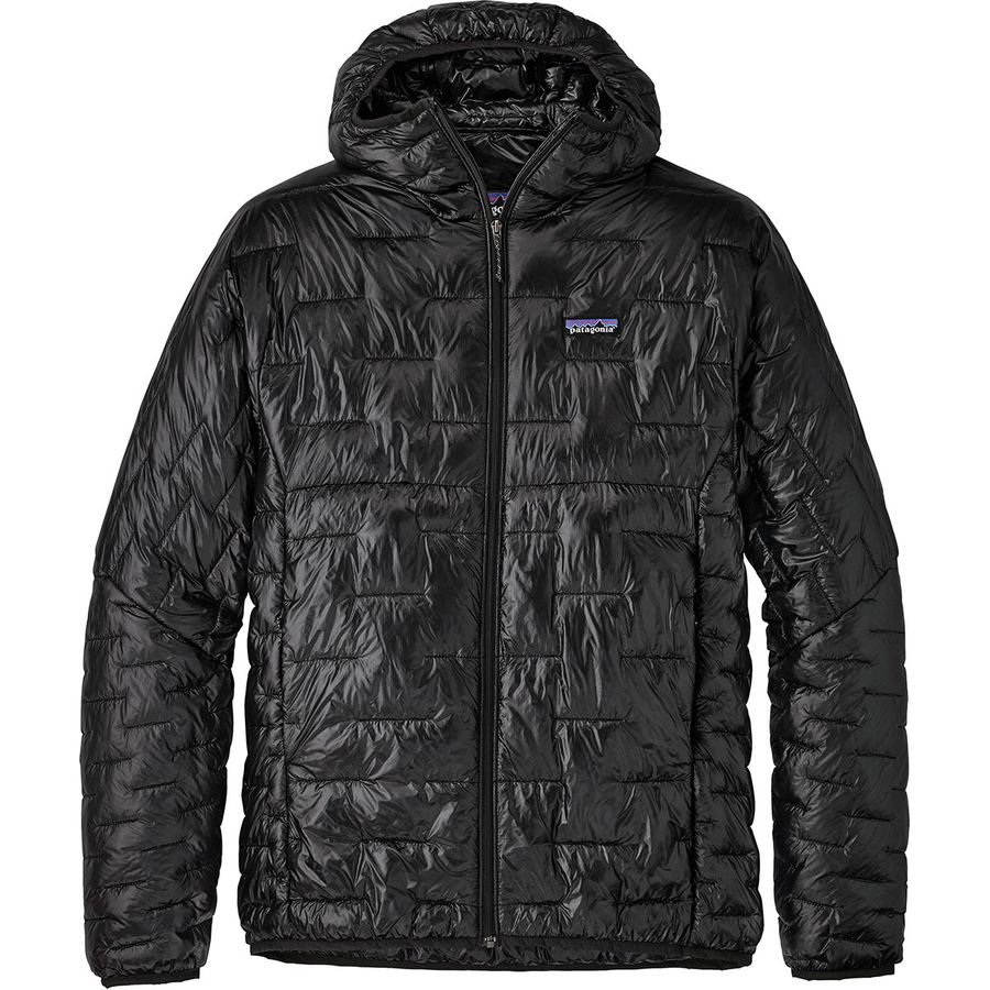 innovative design shop best sellers hot product Patagonia Mens Micro Puff Hoody Black