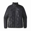 Patagonia Mens Micro Puff Jacket Black