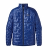 Patagonia Mens Micro Puff Jacket Viking Blue