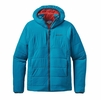 Patagonia Mens Nano-Air Hoody Grecian Blue XL