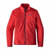 Patagonia Mens Nano-Air Light Hybrid Jacket Fire