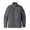 Patagonia Mens Nano-Air Light Hybrid Jacket Forge Grey