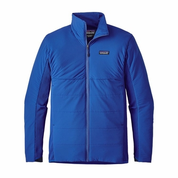 Patagonia Mens Nano-Air Light Hybrid Jacket Viking Blue