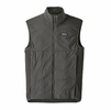 Patagonia Mens Nano-Air Light Hybrid Vest Forge Grey