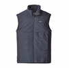 Patagonia Mens Nano-Air Light Hybrid Vest Smolder Blue