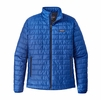 Patagonia Mens Nano Puff Jacket Viking Blue