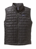 Patagonia Mens Nano Puff Vest Forge Grey