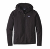 Patagonia Mens Performance Better Sweater Fleece Hoody Black