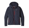Patagonia Mens Performance Better Sweater Fleece Hoody Navy Blue