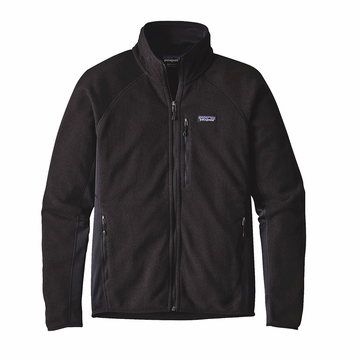 Patagonia Mens Performance Better Sweater Fleece Jacket Black