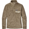 Patagonia Mens Re-Tool Snap-T Fleece Pullover Shale/ Dark Shale X-Dye