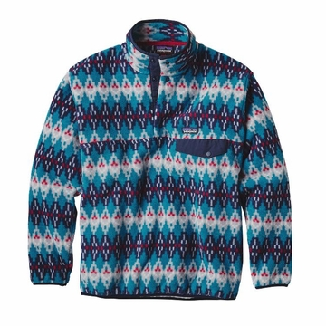 Patagonia Mens Synchilla Snap T Fleece Pullover Forest