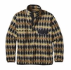 Patagonia Mens Synchilla Snap-T Fleece Pullover Forest Carpet