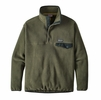 Patagonia Mens Synchilla Snap-T Fleece Pullover Industrial Green