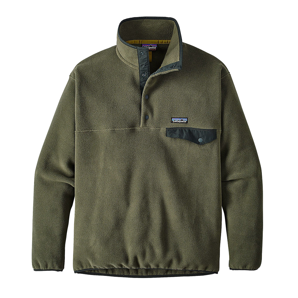 patagonia mens synchilla snap t fleece pullover industrial. Black Bedroom Furniture Sets. Home Design Ideas