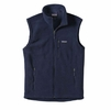 Patagonia Mens Synchilla Vest Navy Blue