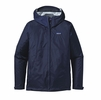 Patagonia Mens Torrentshell Jacket Navy Blue/ Navy Blue
