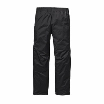 Patagonia Mens Torrentshell Pants Black (Close Out)