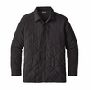 Patagonia Mens Tough Puff Shirt Black