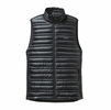 Patagonia Mens Ultralight Down Vest Forge Grey