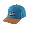Patagonia P-6 Logo Roger That Hat Radar Blue