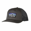 Patagonia P-6 Trucker Hat Forge Grey