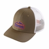 Patagonia Range Station Trucker Hat Ash Tan