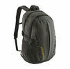 Patagonia Refugio Pack 28L Forge Grey w/ Textile Green