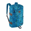 Patagonia Toromiro Backpack 22L Hexy Fish: Radar Blue