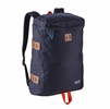 Patagonia Toromiro Backpack 22L Navy Blue w/ Paintbrush Red